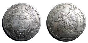 1933 Chilean escudo