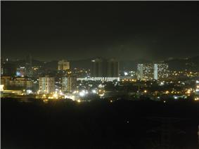 Skyline of Petaling Jaya