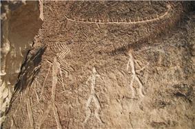 Rock paintings of Gobustan