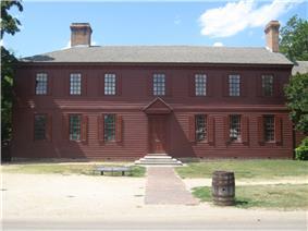 Peyton Randolph House