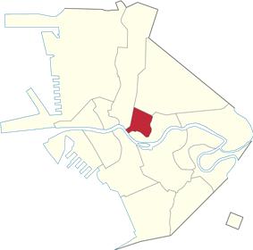 Location of Quiapo