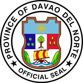 Official seal of Davao del Norte