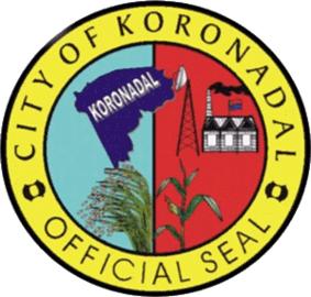 Official seal of Koronadal