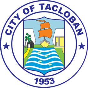 Official seal of Tacloban