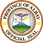 Official seal of Albay