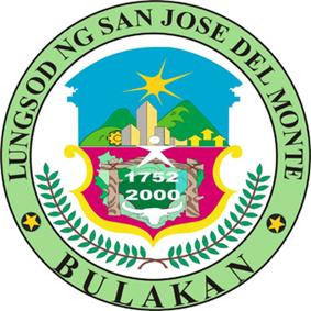 Official seal of San Jose del Monte