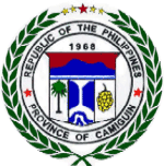 Official seal of Camiguin
