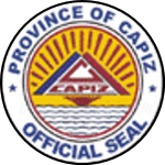 Official seal of Capiz