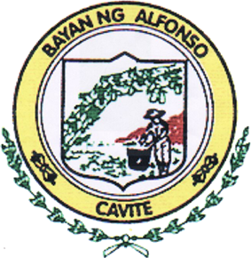 Official seal of Alfonso