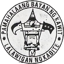 Official seal of Kawit