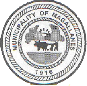 Official seal of Magallanes