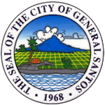 Official seal of General Santos