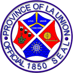 Official seal of La Union