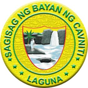 Official seal of Cavinti