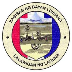 Official seal of Luisiana
