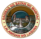 Official seal of Mabitac