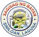 Official seal of Siniloan