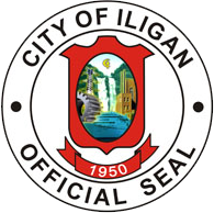Official seal of Iligan