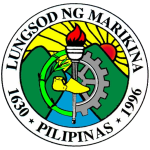 Official seal of Marikina