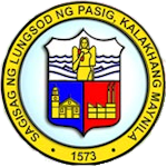 Official seal of Pasig