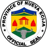 Official seal of Nueva Ecija