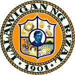 Official seal of Rizal Province  Lalawigan ng Rizal