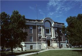 Phelps County Courthouse