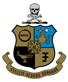 The Coat of Arms of Phi Kappa Sigma Fraternity