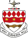 thumb Coat of Arms Phi Gamma Nu