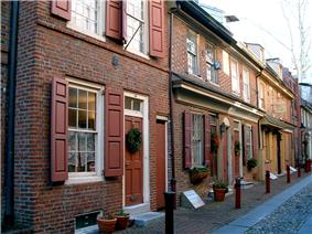 Elfreth's Alley Historic District