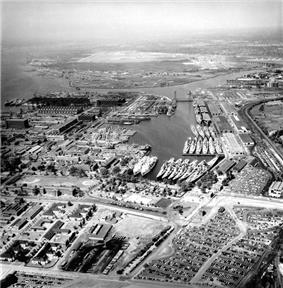 Philadelphia Naval Shipyard Historic District