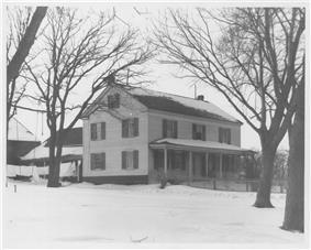Philander Prescott House