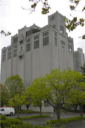 Reading Company Grain Elevator