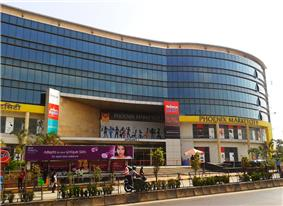 Phoenix Market city mall, opened in 2011