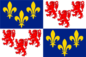 Flag of Picardy