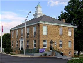 Pickett County Courthouse