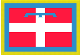 Flag of Piedmont