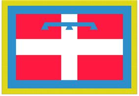 Flag of Piedmont