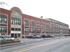 Pierce Arrow Factory Complex