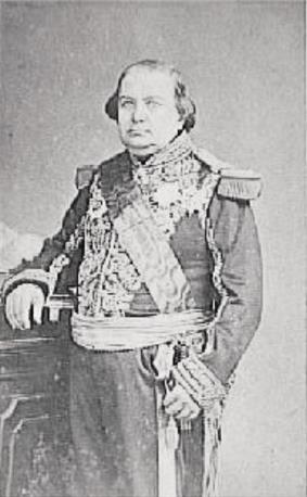 Charles Rigault de Genouilly.