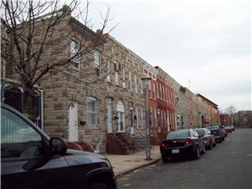 Pigtown Historic District