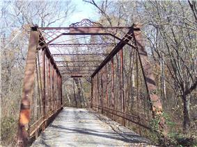 Pike County Wrought Iron Bridge