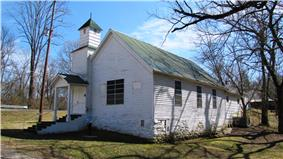 Pikeville Chapel African Methodist Episcopal Zion Church