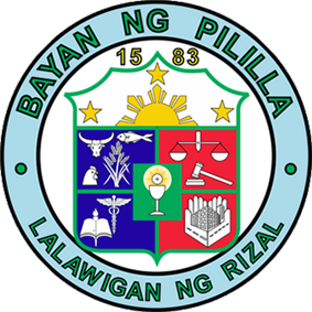 Official seal of Pililla
