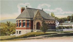 Pillsbury Free Library c. 1908