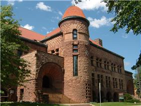 University of Minnesota Old Campus Historic District