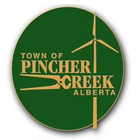 Official logo of Pincher Creek