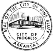 Official seal of Pine Bluff