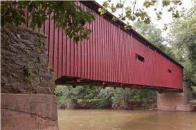 Pinetown Covered Bridge