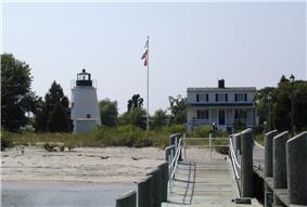 Piney Point Coast Guard Light Station